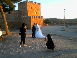 La boda de Belen y Nacho 2
