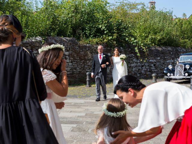 La boda de Alex y Cristina en Santiago De Compostela, A Coruña 11