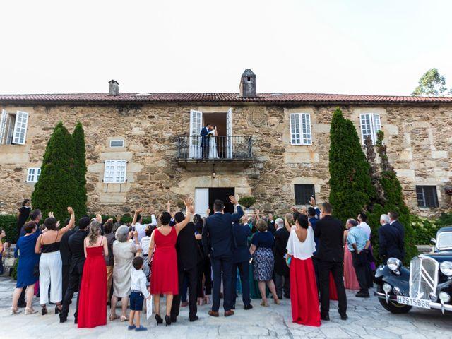 La boda de Alex y Cristina en Santiago De Compostela, A Coruña 14