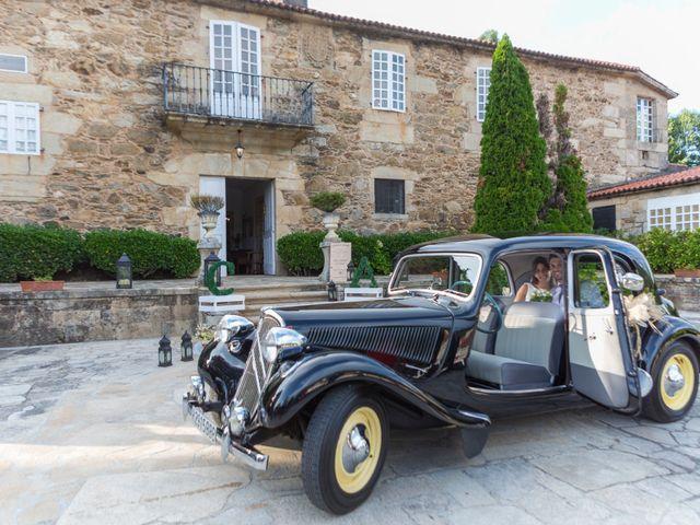 La boda de Alex y Cristina en Santiago De Compostela, A Coruña 18
