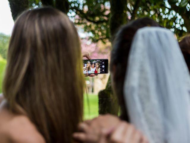 La boda de Alex y Cristina en Santiago De Compostela, A Coruña 21