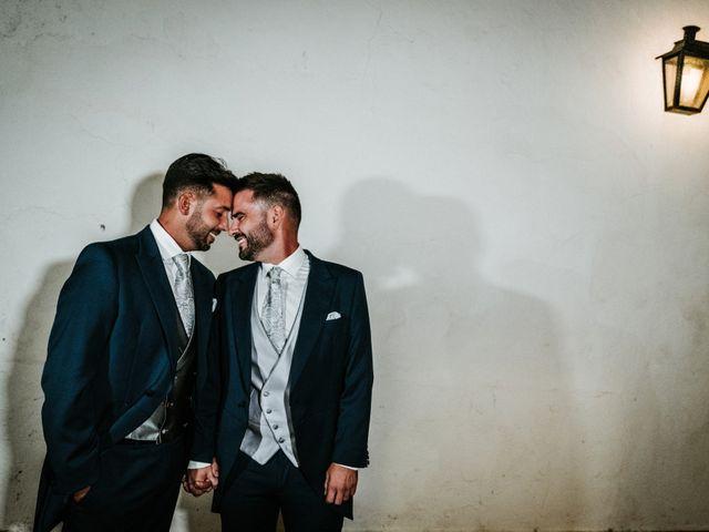 La boda de Juan y Alberto