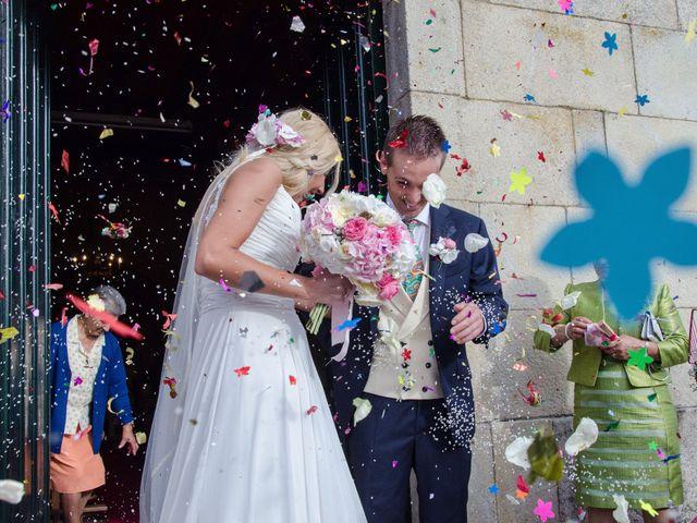 La boda de Andrés y Tania en Moraña, Pontevedra 8