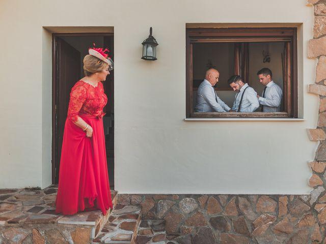 La boda de Fede y Almudena en Yeste, Albacete 13