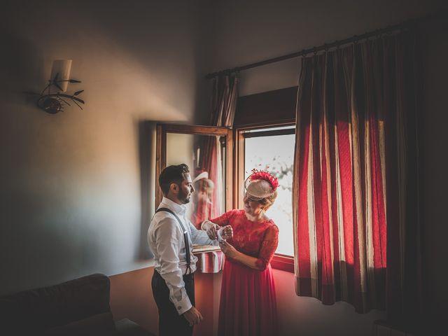 La boda de Fede y Almudena en Yeste, Albacete 15