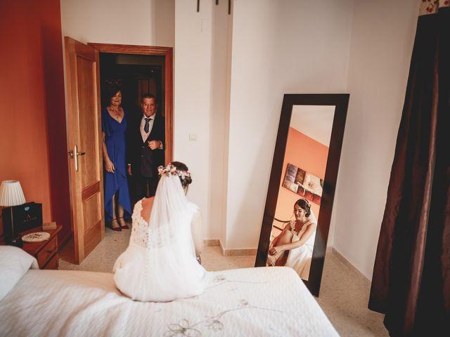 La boda de Fede y Almudena en Yeste, Albacete 33
