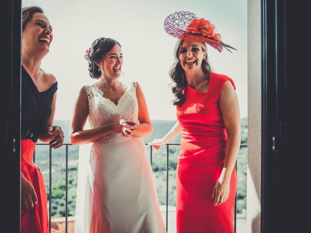 La boda de Fede y Almudena en Yeste, Albacete 37