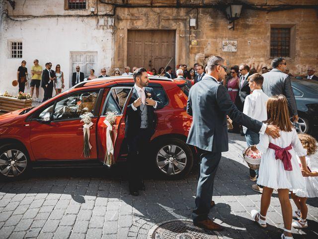 La boda de Fede y Almudena en Yeste, Albacete 45