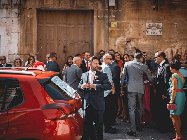 La boda de Fede y Almudena en Yeste, Albacete 46