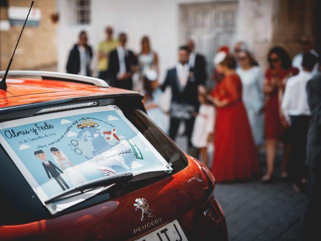 La boda de Fede y Almudena en Yeste, Albacete 47