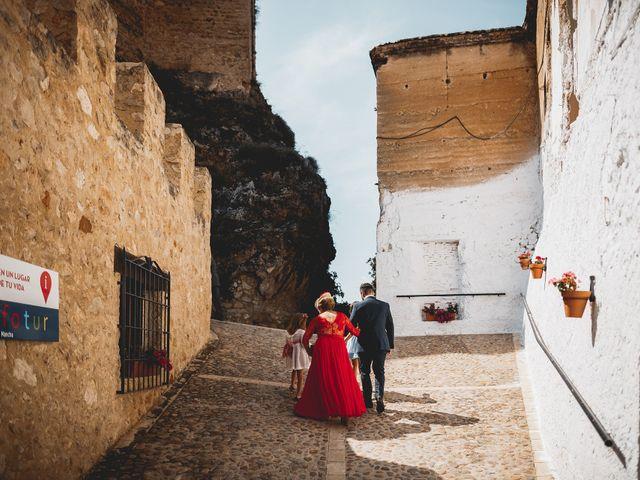 La boda de Fede y Almudena en Yeste, Albacete 48