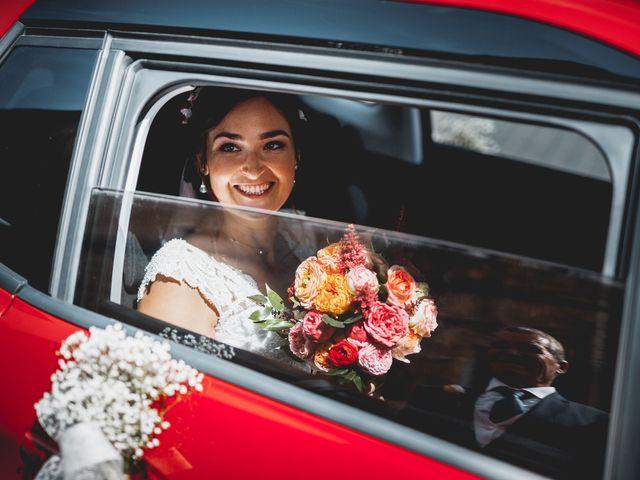La boda de Fede y Almudena en Yeste, Albacete 51