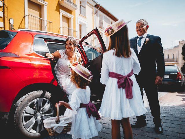 La boda de Fede y Almudena en Yeste, Albacete 52