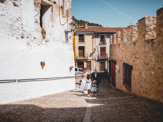La boda de Fede y Almudena en Yeste, Albacete 53