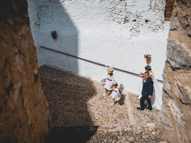 La boda de Fede y Almudena en Yeste, Albacete 54