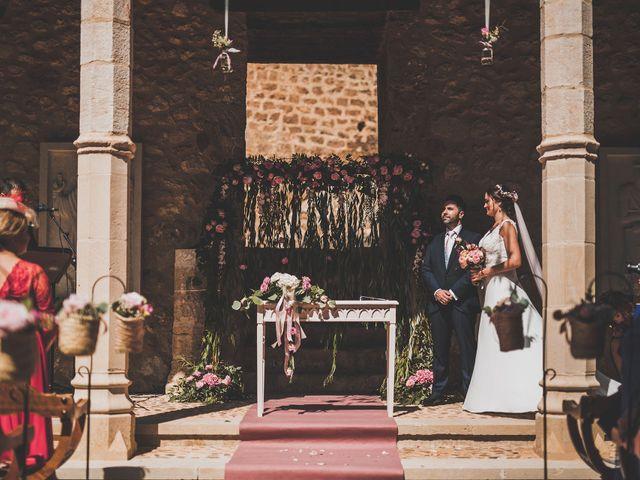 La boda de Fede y Almudena en Yeste, Albacete 61