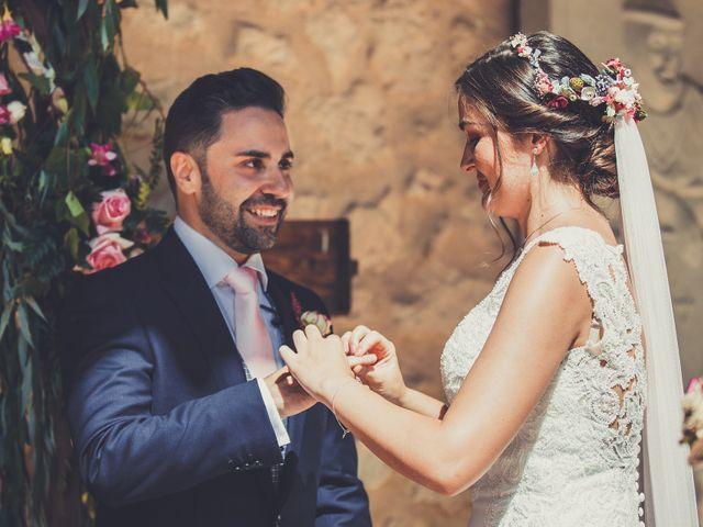 La boda de Fede y Almudena en Yeste, Albacete 70