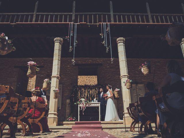 La boda de Fede y Almudena en Yeste, Albacete 72