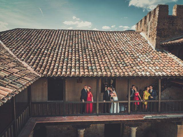 La boda de Fede y Almudena en Yeste, Albacete 73