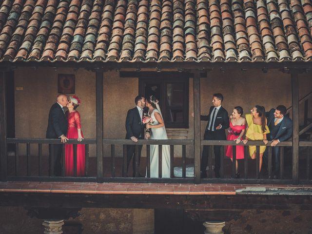 La boda de Fede y Almudena en Yeste, Albacete 74