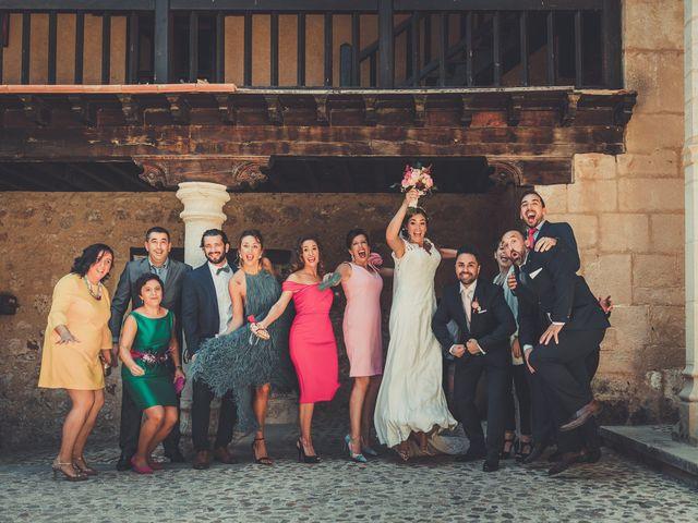 La boda de Fede y Almudena en Yeste, Albacete 75