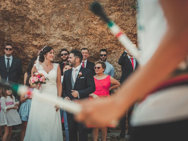 La boda de Fede y Almudena en Yeste, Albacete 77