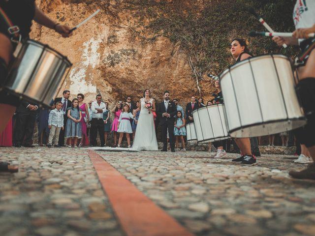 La boda de Fede y Almudena en Yeste, Albacete 80
