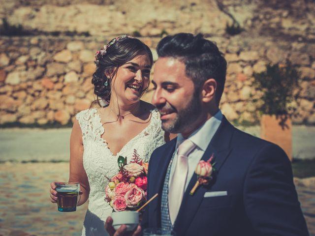 La boda de Fede y Almudena en Yeste, Albacete 81