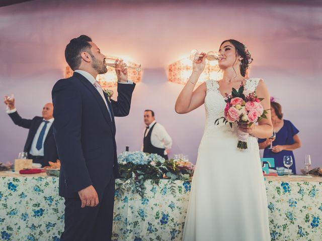 La boda de Fede y Almudena en Yeste, Albacete 84