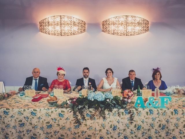 La boda de Fede y Almudena en Yeste, Albacete 86