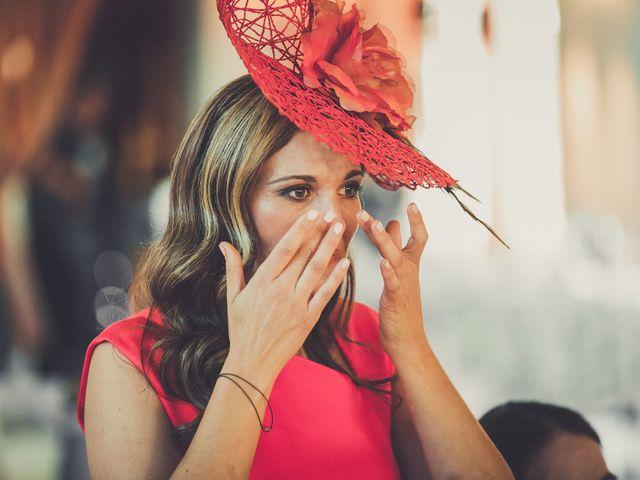 La boda de Fede y Almudena en Yeste, Albacete 87