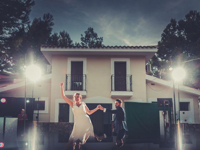 La boda de Fede y Almudena en Yeste, Albacete 2