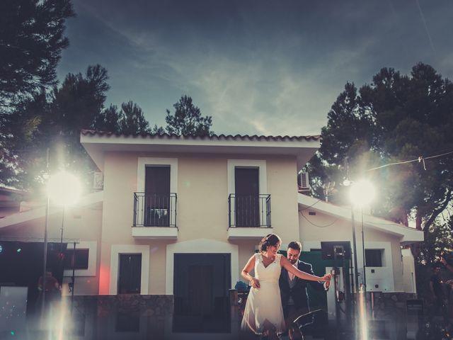 La boda de Fede y Almudena en Yeste, Albacete 89
