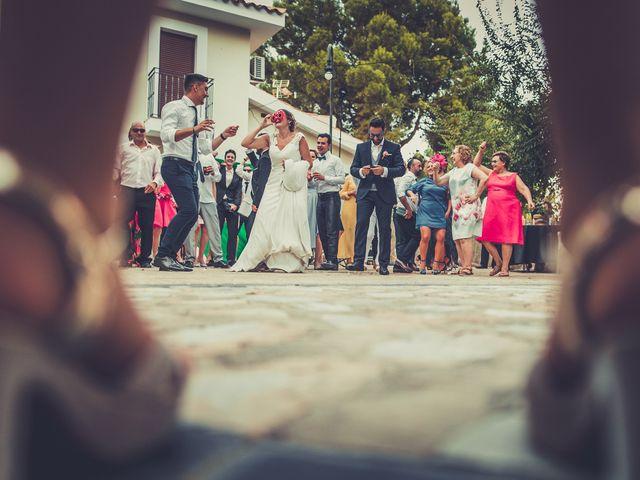 La boda de Fede y Almudena en Yeste, Albacete 90