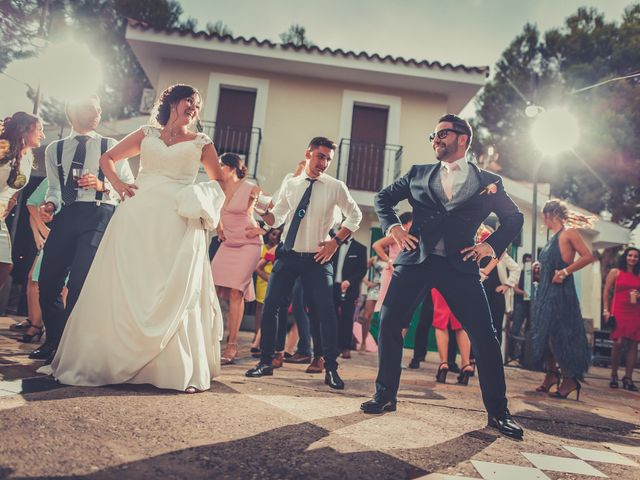 La boda de Fede y Almudena en Yeste, Albacete 92