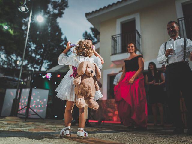 La boda de Fede y Almudena en Yeste, Albacete 93