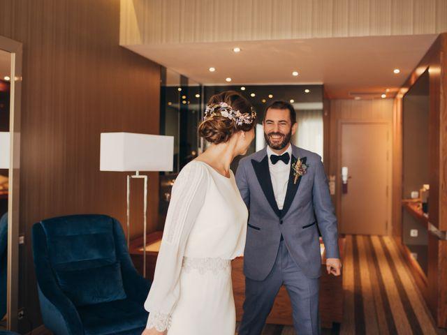 La boda de Bruno y María José en Algete, Madrid 28
