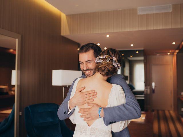 La boda de Bruno y María José en Algete, Madrid 29