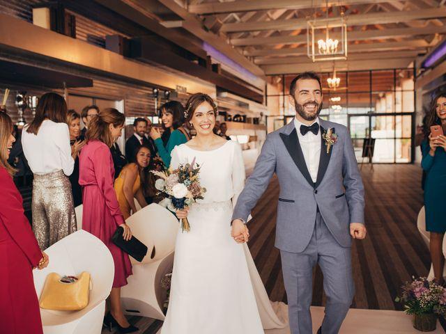 La boda de Bruno y María José en Algete, Madrid 31