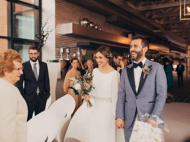 La boda de Bruno y María José en Algete, Madrid 32