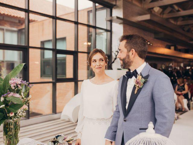 La boda de Bruno y María José en Algete, Madrid 36