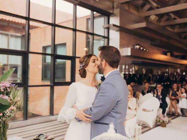La boda de Bruno y María José en Algete, Madrid 37