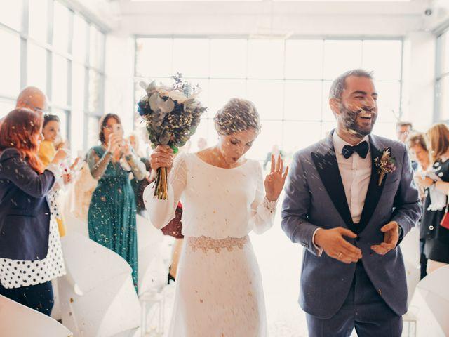 La boda de Bruno y María José en Algete, Madrid 39
