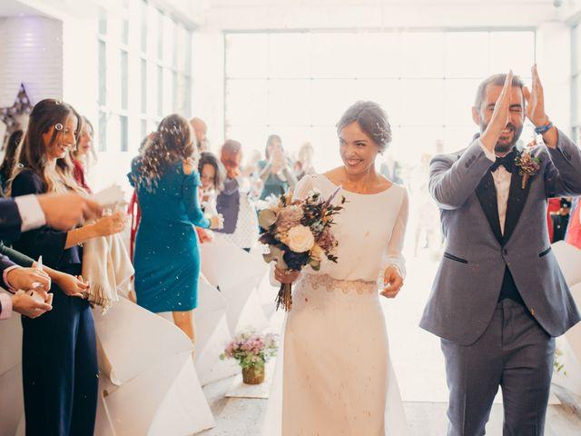 La boda de Bruno y María José en Algete, Madrid 40