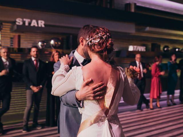 La boda de Bruno y María José en Algete, Madrid 57