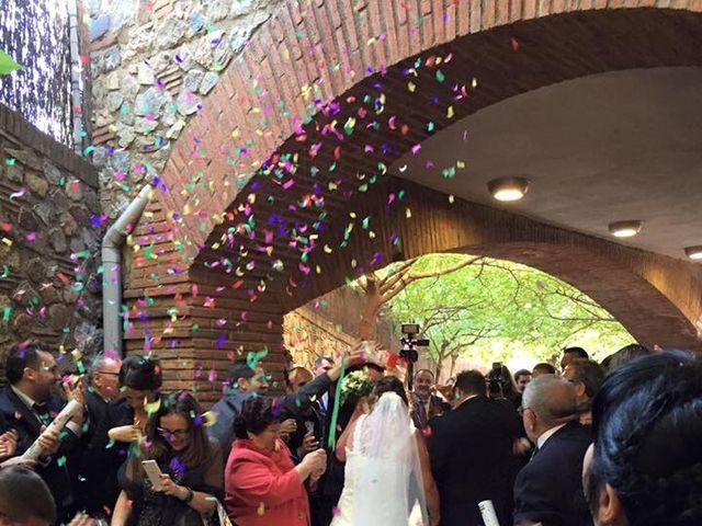 La boda de Rafa y Lupe  en Santa Coloma De Gramenet, Barcelona 7