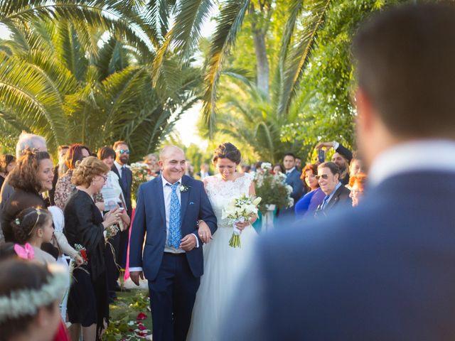 La boda de Paco y Conchi en Santiponce, Sevilla 26