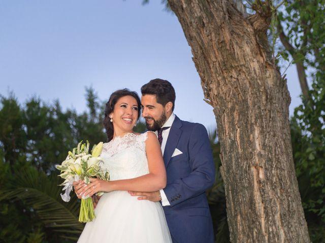La boda de Paco y Conchi en Santiponce, Sevilla 37