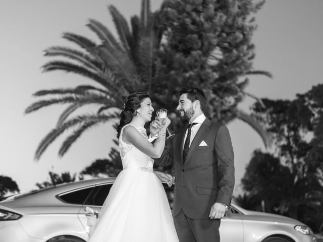 La boda de Paco y Conchi en Santiponce, Sevilla 39