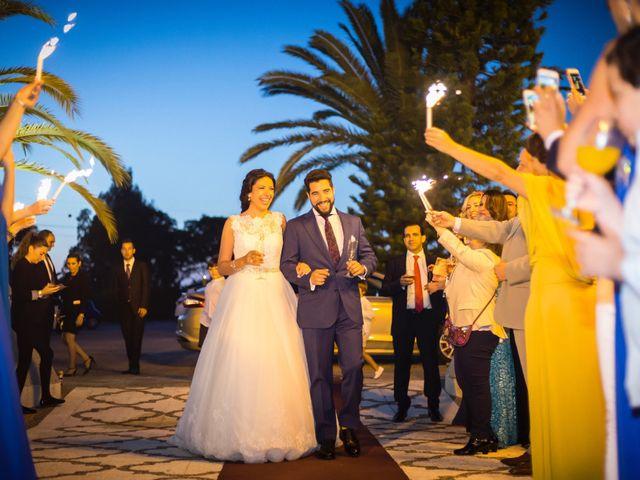 La boda de Paco y Conchi en Santiponce, Sevilla 41